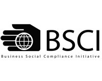 BSCI Business Social Compliance Initiative Certitied Factories
