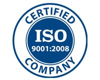 ISO 9001:2008 Certified Factories